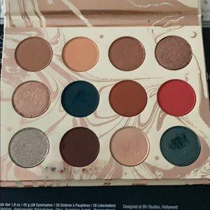 Colourpop eye shadow pallets